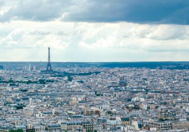 Fotografía de París.