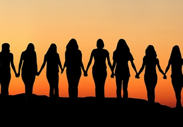 """sunset-united-women-rights"" (fragmento) // John Voo( Creative Commons BY-SA 2.0)"